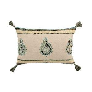 Fancy Perna decorativa, Bumbac, Bej