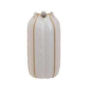 Firens Vaza, Ceramica, Alb