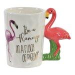 Flemish Cana flamingo, Dolomit, Alb