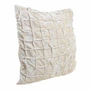 French Perna decorativa, Textil, Bej
