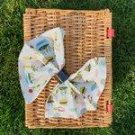Gardeno Servet masa, Bumbac, Multicolor