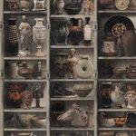 Greek Pottery Set 3 role tapet, Netesut, Maro