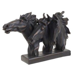 Horace Decoratiune cai, Polirasina, Negru