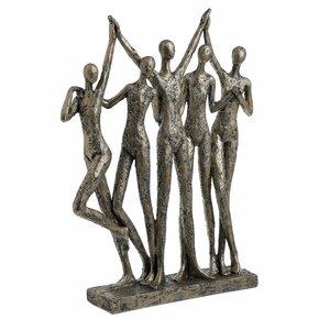 Iry Statuete decorative, Polirasina, Auriu