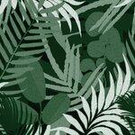 Jardin Del Sol Set 3 role tapet, Netesut, Verde