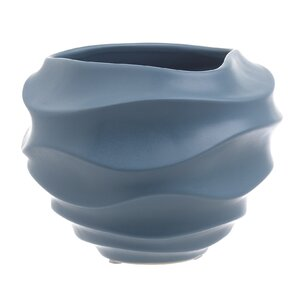 Jasmine Vaza mica, Ceramica, Albastru