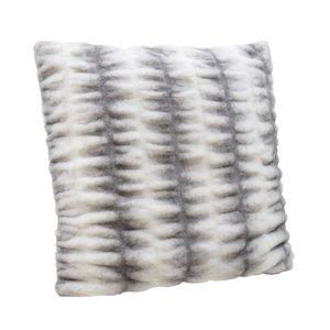 Kasia Perna decorativa L, Textil, Gri