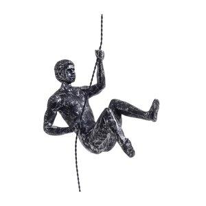 Livian Statueta suspendabila, Polirasina, Negru