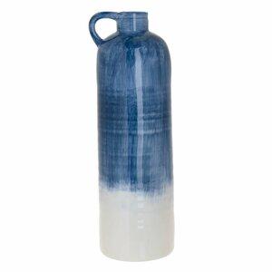Macy Vaza mare, Ceramica, Albastru