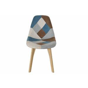 Mahad Scaun, Textil, Multicolor
