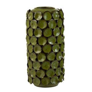 Malou Vaza mare, Ceramica, Verde