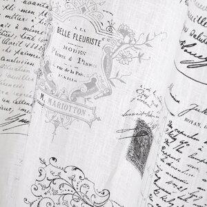 Manuscript Draperie, Textil, Alb