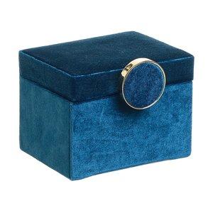 Mary Cutie bijuterii, Catifea, Albastru
