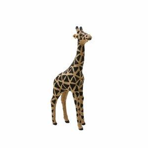 Morna Decoratiune girafa, Iuta, Negru
