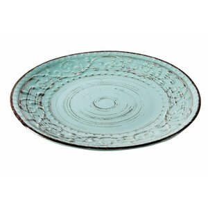 Muskaan Platou servire, Ceramica, Albastru
