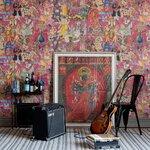 Nirvana Set 3 role tapet, Netesut, Multicolor