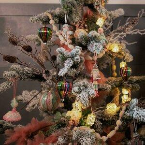 Ofia Ghirlanda decorativa, Lemn, Maro