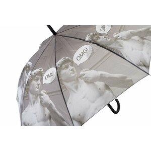 OMG Umbrela, Plastic, Gri