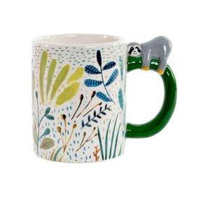 Pannda Cana 3D, Ceramica, Multicolor