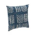 Patchwork Perna decorativa, Bumbac, Albastru