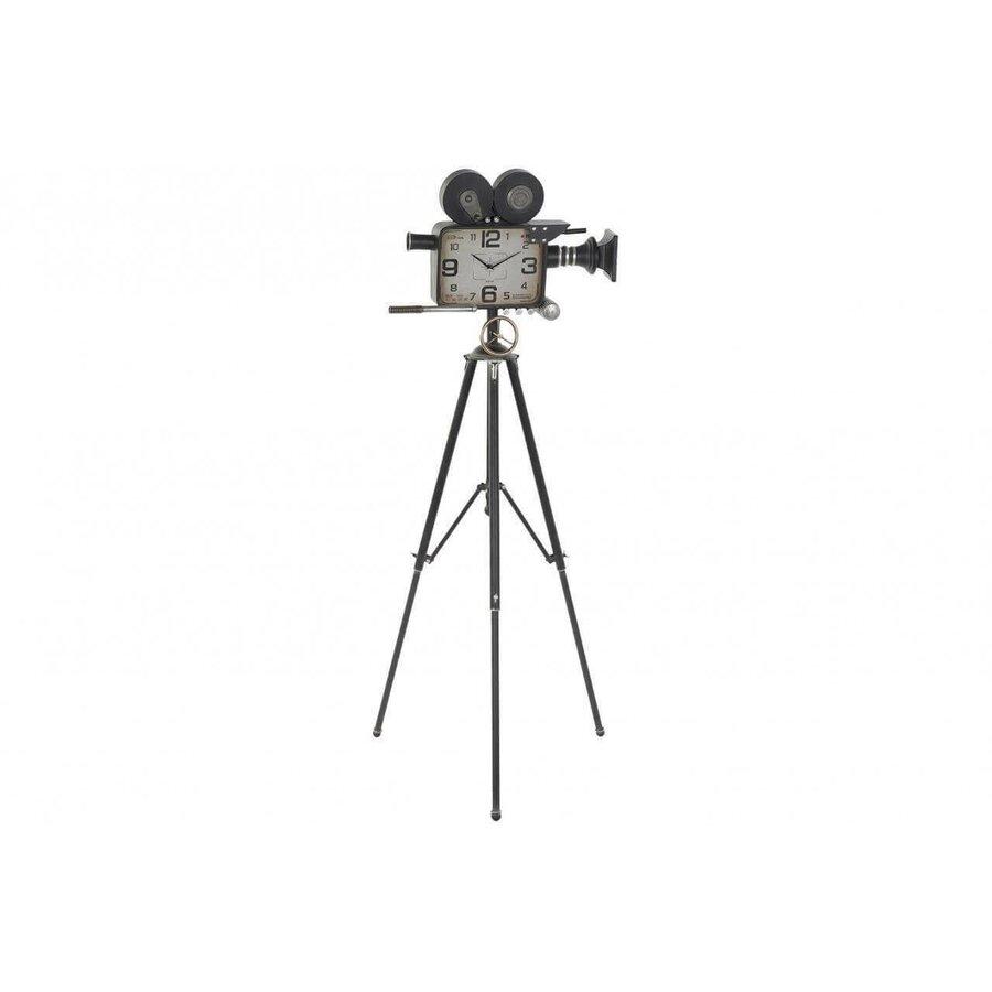 Pendul Ceas Decorativ Metal Negru - 16563