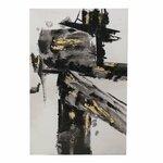 Picsa Tablou abstract, Canvas, Multicolor