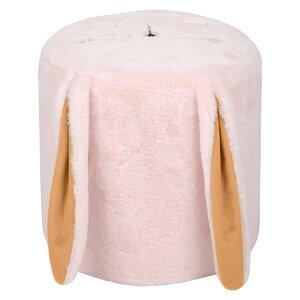Pimprenelle Taburet, Textil, Roz