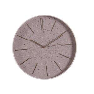 Reloj Ceas perete, PVC, Roz
