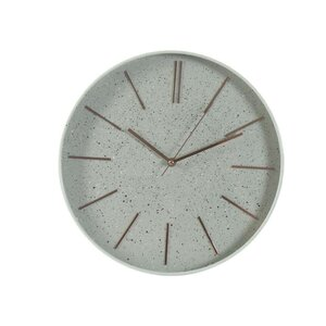 Reloj Ceas perete, PVC, Verde