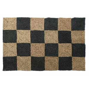 Rianna Covor, Textil, Negru