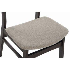 Rivaldo Set masa si 4 scaune, Lemn, Maro