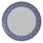 Royal Set 6 farfurii, Ceramica, Albastru