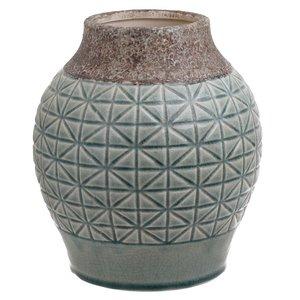 Salim Vaza, Ceramica, Verde