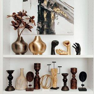 Spherin Decoratiune, Aluminiu, Auriu