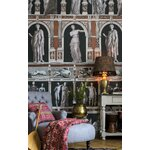 Statues Antique Set 3 role tapet, Netesut, Portocaliu