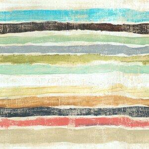 Stripes, Set 3 role tapet, Netesut, Multicolor