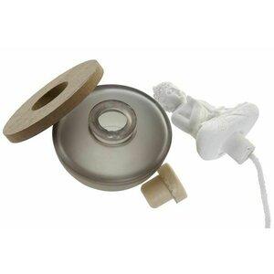 Zeni Difuzor cu uleiuri esentiale, Ceramica, Transparent