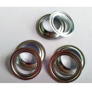 Capse zincate rotunde metal+metal