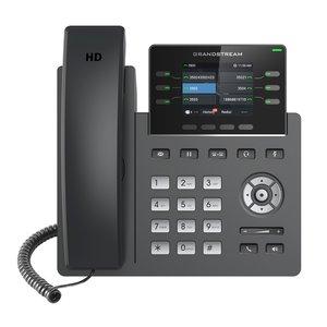 GRP2613 Grandstream telefon IP 3 linii SIP ecran LCD 2,4 inch color