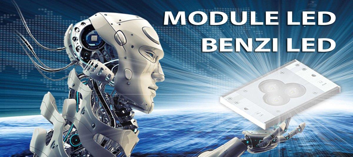 Benzi si module led