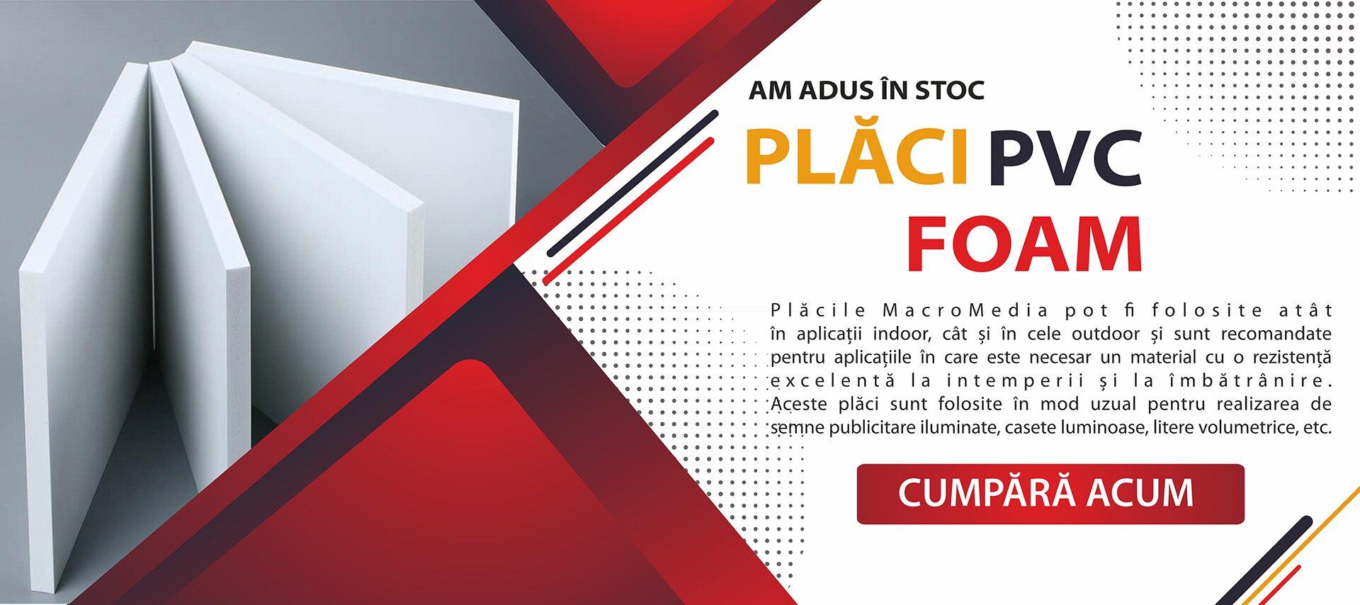 Placi PVC Foam