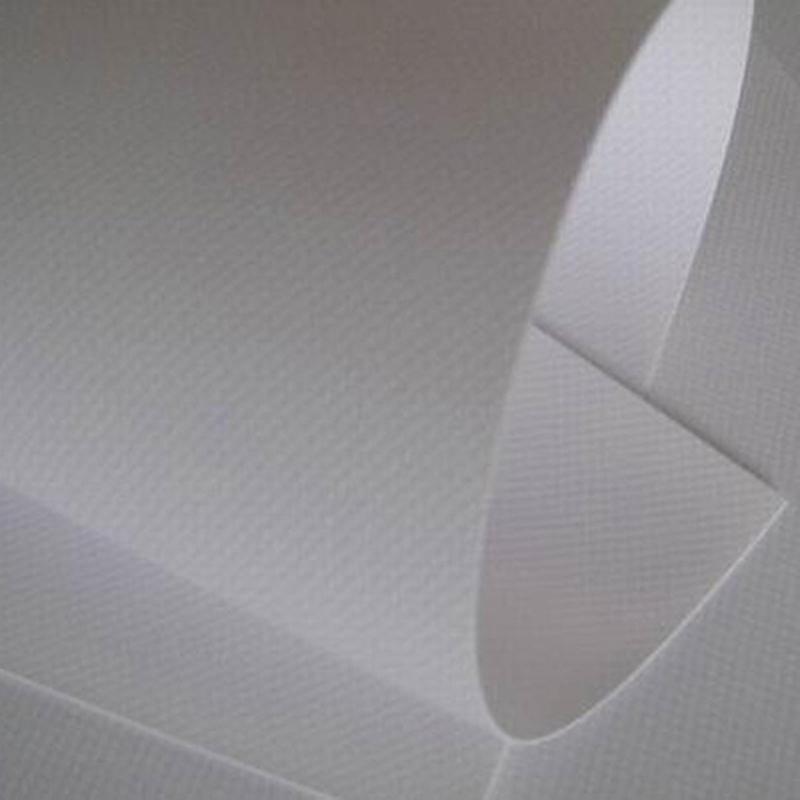 Backlit PVC
