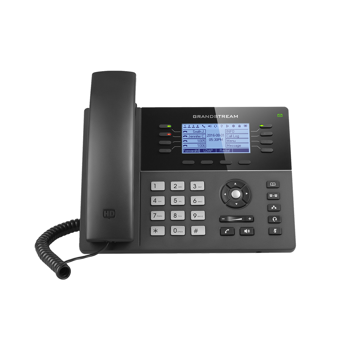 Telefoane voce IP Mid-Range seria GXP