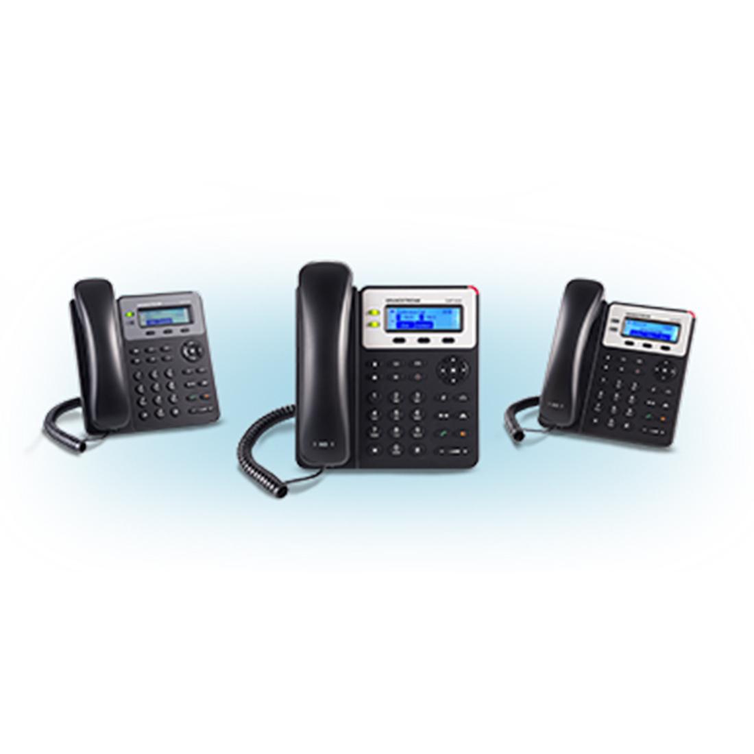 Telefoane voce IP Basic seria GXP