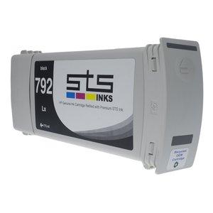 Cerneală STS latex 792, cartuș 775ml, compatibil  HP DesignJet L26500 | DesignJet L28500 | DesignJet LX260 | DesignJet LX280 Black