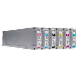 Cerneală STS low solvent, cartuș 1 L, compatibil  HP 9000, HP 1000