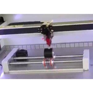 Dispozitiv de rotire material pentru AEON Laser