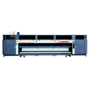 Imprimantă Gongzheng GZF3200KM 3,2 m roll-to-roll LED UV