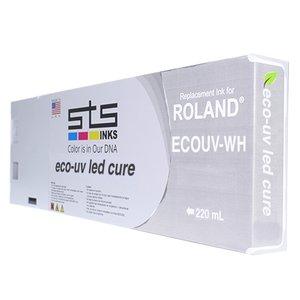 Lichid de curățare STS Eco-UV3 Led, cartuș, compatibil Roland Versa UV LEC, Roland Versa UV LEF, Roland Versa UV LEJ