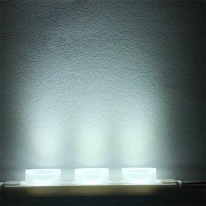 Modul lupă 3 LED SMD3030 2,5W MacroLight